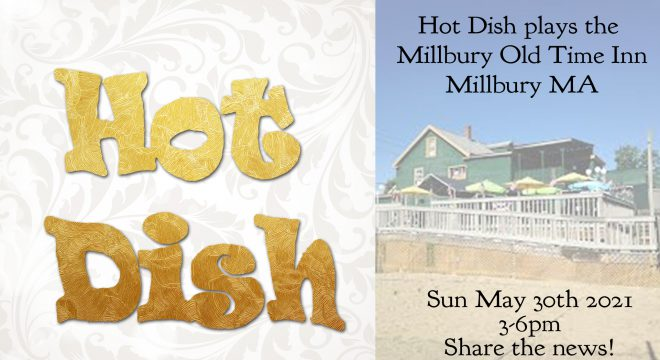 Far From Eden Acoustic at the Millbury Old Time Inn - May 30 2021